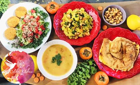 Здравословно меню за вкъщи! Супа, основно ястие и десерт