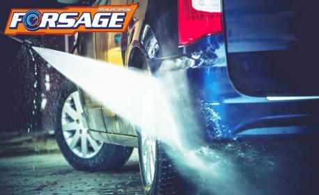 Комплексно почистване или VIP външно измиване на лек автомобил