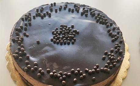 Сладко изкушение за вкъщи! Торта с 10 парчета, по избор