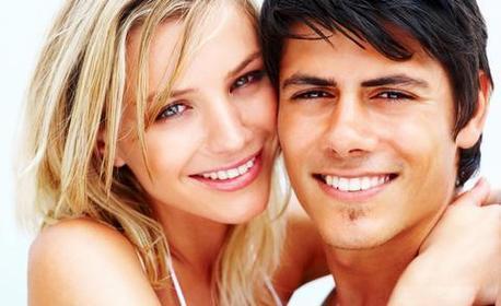 Обстоен дентален преглед, почистване на зъбен камък с ултразвук и премахване на оцветявания