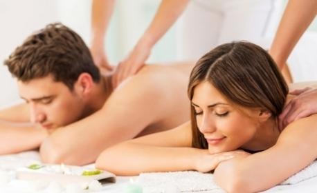 Масаж на цяло тяло по избор - за един или за двама, или антицелулитен масаж на проблемни зони