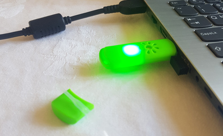 За дома, офиса или автомобила! Дифузер за ароматерапия с USB зареждане