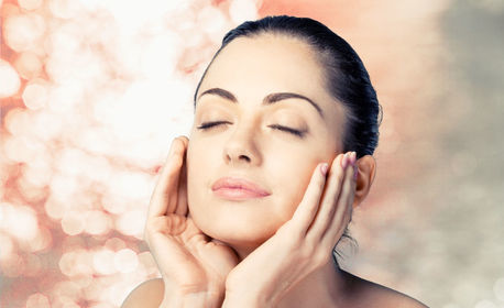 Почистване на лице с ензимен пилинг, плюс карбокси маска с детокс и лифтинг ефект