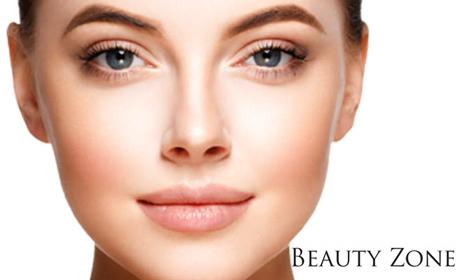 Почистване или масаж на лице, плюс оформяне на вежди