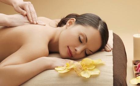 Комбиниран релаксиращ и болкоуспокояващ масаж - частичен или на цяло тяло