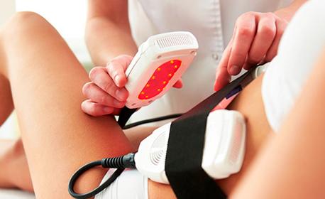 1 или 5 процедури с липолазер, плюс бонус - вакуум масаж