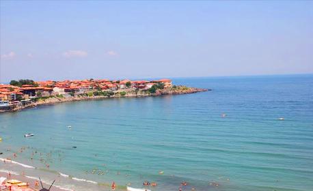 Нощувка в Созопол през Юни - на 50 метра от плажа