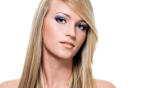 Шоколадова терапия за коса, плюс полиране и изправяне