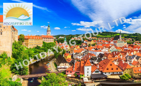 Дълъг уикенд в Златна Прага! Екскурзия с 3 нощувки със закуски и самолетен транспорт