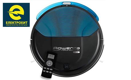 Прахосмукачка 2в1 Rowenta RR6971 - робот и моп