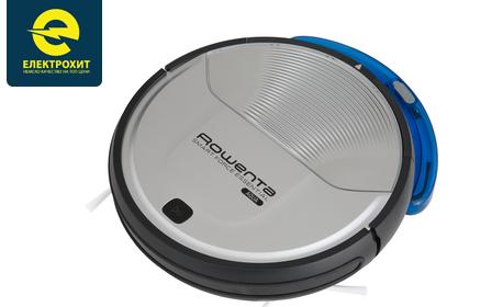 Прахосмукачка Rowenta RR6976 - робот и моп