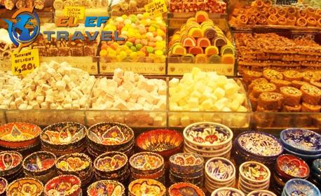 За Петъчния пазар в Одрин! Еднодневна екскурзия на 10 Юли, с нощен преход