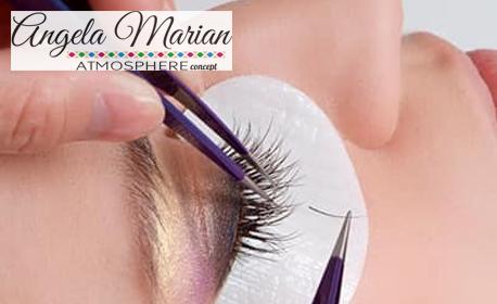 Поставяне на мигли - косъм по косъм или по 2D или 3D технология