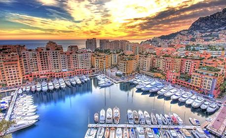 Екскурзия до Италия и Франция! 3 нощувки със закуски, плюс самолетен транспорт и възможност за Монако