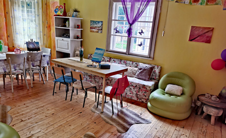 Целодневна арт занималня за деца от 6 до 11г - 1, 3 или 5 посещения