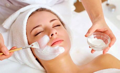 Ултразвуково почистване на лице, плюс хидратираща кислородна терапия