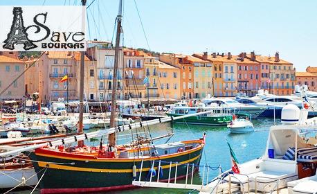 През Август до Милано и Ле Люк! 3 нощувки и самолетен транспорт, с възможност за посещение на Кан, Ница и Монако