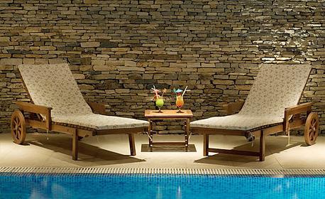 Почивка за двама в Разлог! 2 нощувки със закуски и вечери, плюс басейни с минерална вода и SPA център