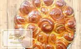 Неустоими вкусотии по домашна рецепта! Тракийска месеница или козуначена погача