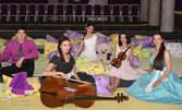 """Концерт-спектакъл за най-малките! """"Шарената книжка"""" на 8 Март"""