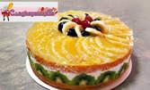 Цяла торта - Плодова наслада или Шоколадова фантазия