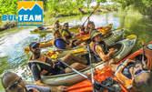 Каякинг приключение по река Камчия