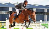 25-минутен урок по конна езда, разходка или обучение с инструктор за начинаещи