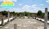 Екскурзия до Свещарската гробница, Демир Баба теке и античния град Абритус