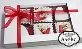 14 меденки с декорация за Свети Валентин