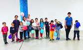 1 или 4 посещения на танцов театър за деца от 5 до 11г