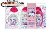 Детски козметичен комплект за пътуване Hello Kitty Mini - душ гел, шампоан и лосион за тяло