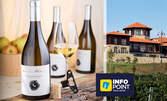 Еднодневна екскурзия до Ямбол, винарна Братя Минкови и винарна Страцин на 13 Декември, с отпътуване от Бургас, от Info Point