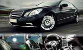 Комплексно VIP почистване или изпиране на лек автомобил