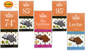 Сет от 5 броя шоколади Trapa Collection