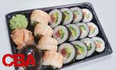 Суши сет Комбо Тайгър с 16 хапки - за дома или офиса