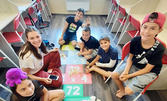 Отново на училище! 20 посещения на занималня за ученик в 1 - 4 клас