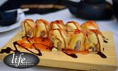 Суши сет с 8 или 24 хапки