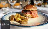 Салата и основно ястие по избор - с автентичен италиански вкус