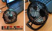 Мини портативен вентилатор за лаптоп