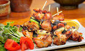 За 8 Март! Празничен куверт със салата, основно ястие и десерт