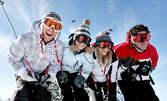Наем на ски/сноуборд
