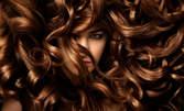Кератинова терапия за коса, или грижа срещу косопад със Scalproller - за 30% по-гъста коса