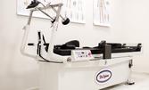 Рехабилитация на гръбначен стълб с уникалния тренажор Dr. Spine