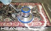 Пране на килими, пътеки и мокети до 5 или 10кв.м