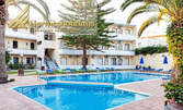 През Юни на остров Крит! 4 нощувки със закуски в хотел Cretan Sun 3*, плюс самолетен билет