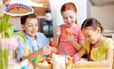 Великденска работилничка за деца