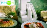 Кухненски електрически робот Jolly/Maestro с 3 приставки