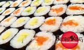 Суши сет за вкъщи - с 20 или 40 хапки