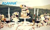 Еднодневен курс за двама по разработване на проект за торта или десерт за сватба, плюс дегустации - на 16.02