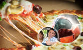 66% отстъпка за VIP измиване на лек автомобил или джип, плюс вкусна пица